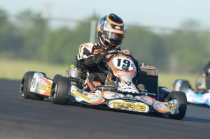 Two-time SuperNationals winner Billy Cleavelin assumes the TaG Master championship lead going into the SummerNationals (Photo: On Track Promotions - otp.ca)