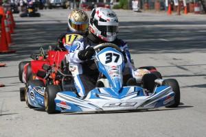Howden racing around the Rock Island Grand Prix in 2013 (Photo: Joe Brittin)
