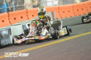Jordon Lennox made it four straight in S1 in 2014 (Photo: On Track Promotions - otp.ca)