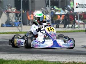 Braden Eves defended his Yamaha Junior win (Photo: DavidLeePhoto.com)