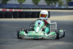Jake Drew added another victory to his PRD 2 resume (Photo: LAKC.org)