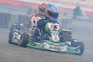 Austin McCusker was the top American in last year's main event, finishing runner-up (Photo: On Track Promotions - otp.ca)