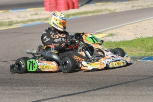 Darren Elliott cruised to the victory in Shifter Masters (Photo: EKN)
