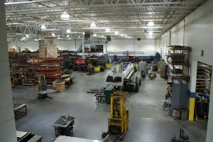 Where all the magic happens in producing the HRP-Streeter products