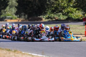 Briggs 206 racing continues to grow across North America at the club and regional level (Photo: CanAmKartingChallenge.com)