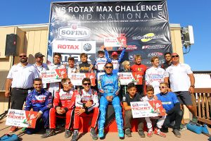 Members of Team USA at the 2016 US Rotax Grand Nationals (Photo: CKN)