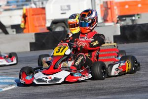 Danny Formal ended the day on top in the KZ division (Photo: On Track Promotions - otp.ca)