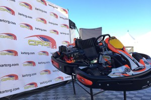 The full range of competition and rental karts are available through CRG Nordam (Photo: EKN)