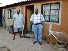 Siblings fight over late mum's house