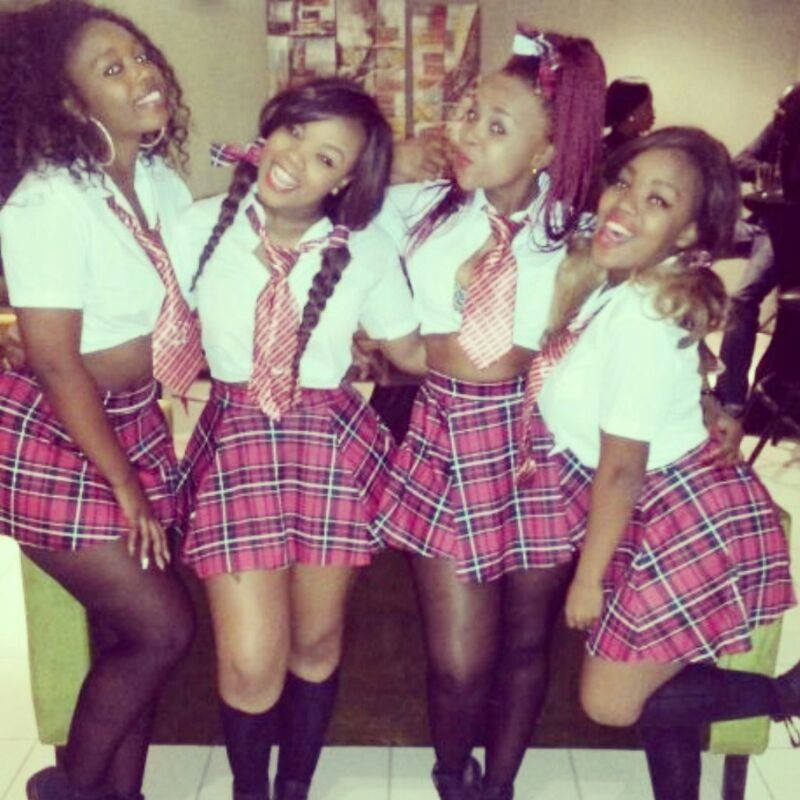 Sexy Message From The Protwerkers - Picture - Ekasi News -8259