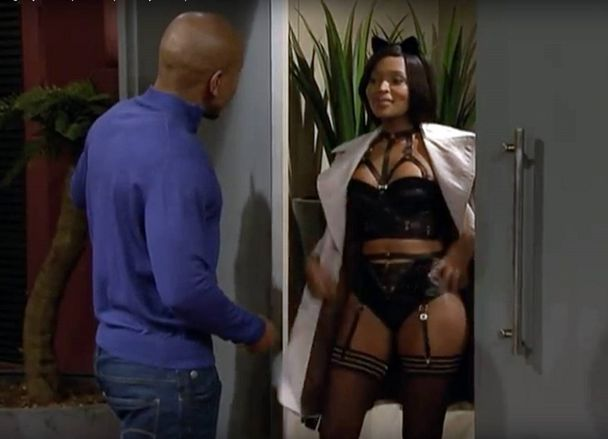 Generations: The Legacy Sex Scenes