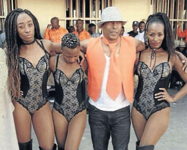 JHB prison strippers
