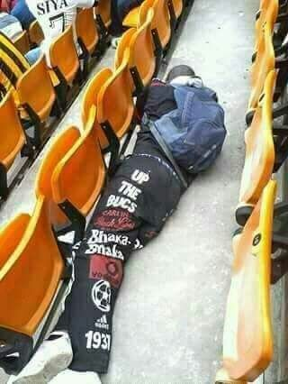 Pirates fan