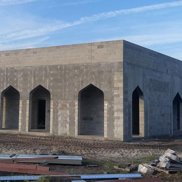 concrete block masonry