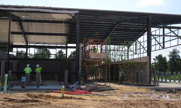 Averitt Trucking Distribution Center, Jacksonville, FL