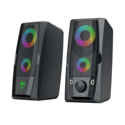 T-DAGGER T-TGS550 RGB SPEAKERS – BLACK