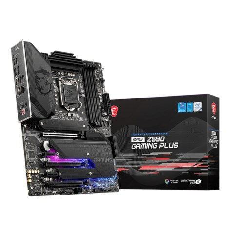 MSI Z590 Gaming Plus Gaming Motherboard