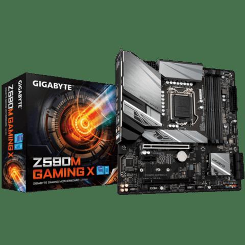 Gigabyte Z590M GAMINGX Motherboard