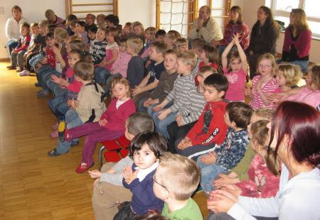 kindergartenandacht