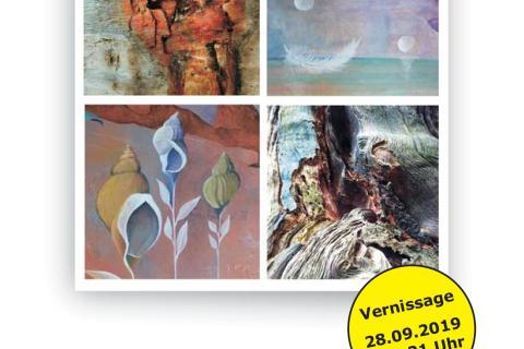 Ausstellung AUFTAKT 28.9. – 13.10.