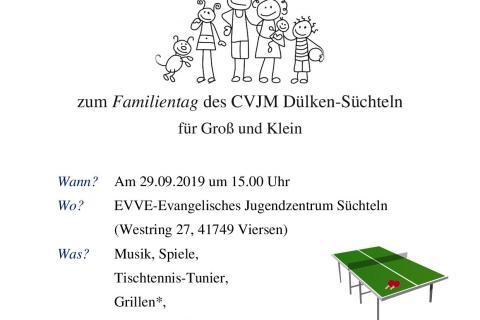 zur Webseite CVJM Dülken-Süchteln