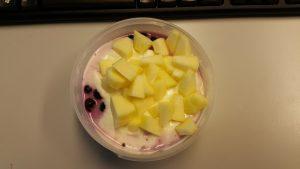 Yoghurt werk