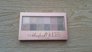 The blushing nudes
