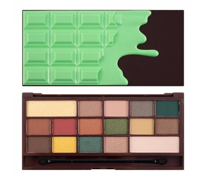Mint Chocolate palette