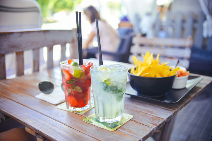 Wat bestel je het liefst op een terrasje?