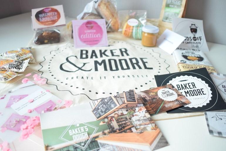 Baker&Moore en Baker's Dough