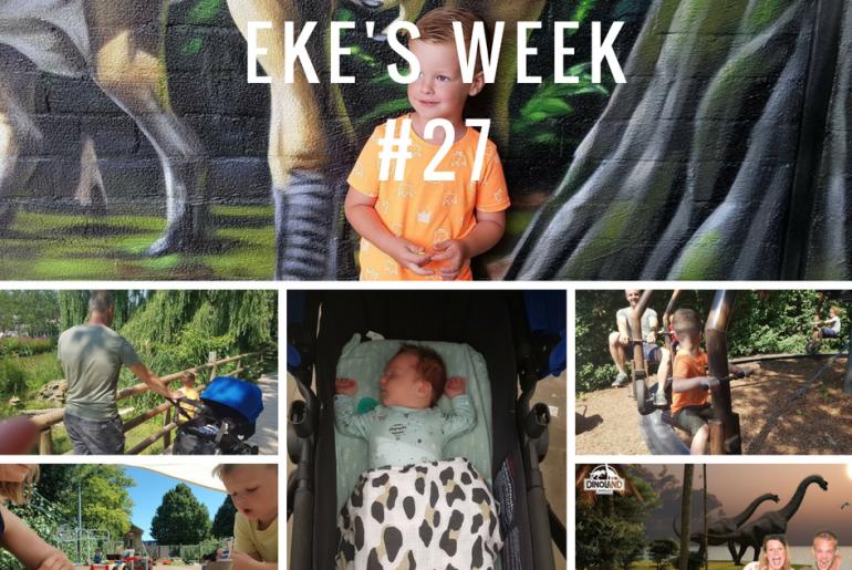 Eke's week #27