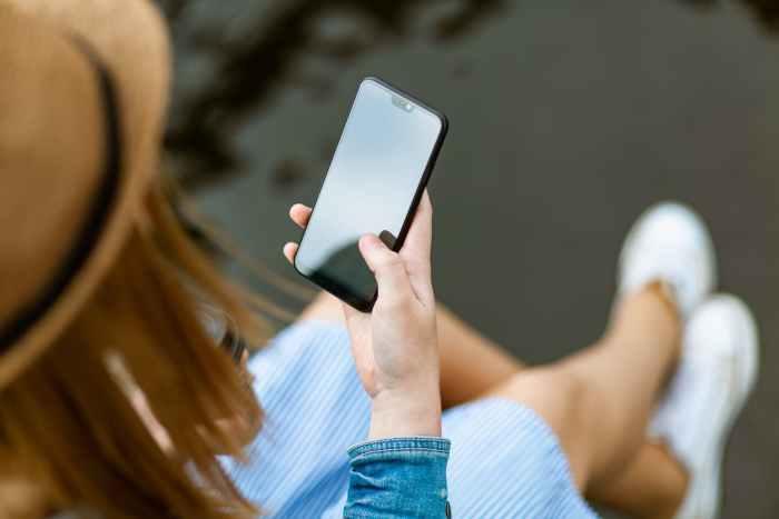 Wie was de laatste persoon die je een berichtje stuurde?