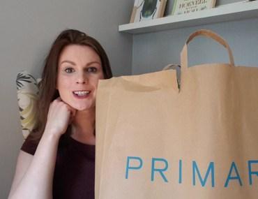Primark Shoplog Baby- en kinderkleding