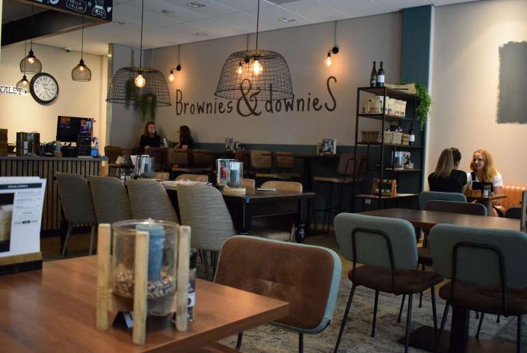 High Tea Hotspot: Brownies&downieS Lelystad