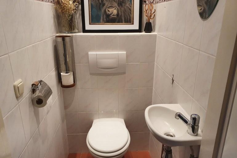Hometour: het toilet
