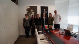 Erasmus koordinatoriu susitikimas