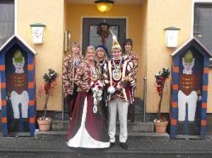 Prinzenpaar 2010