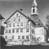 Kirche Gniebel alt 1
