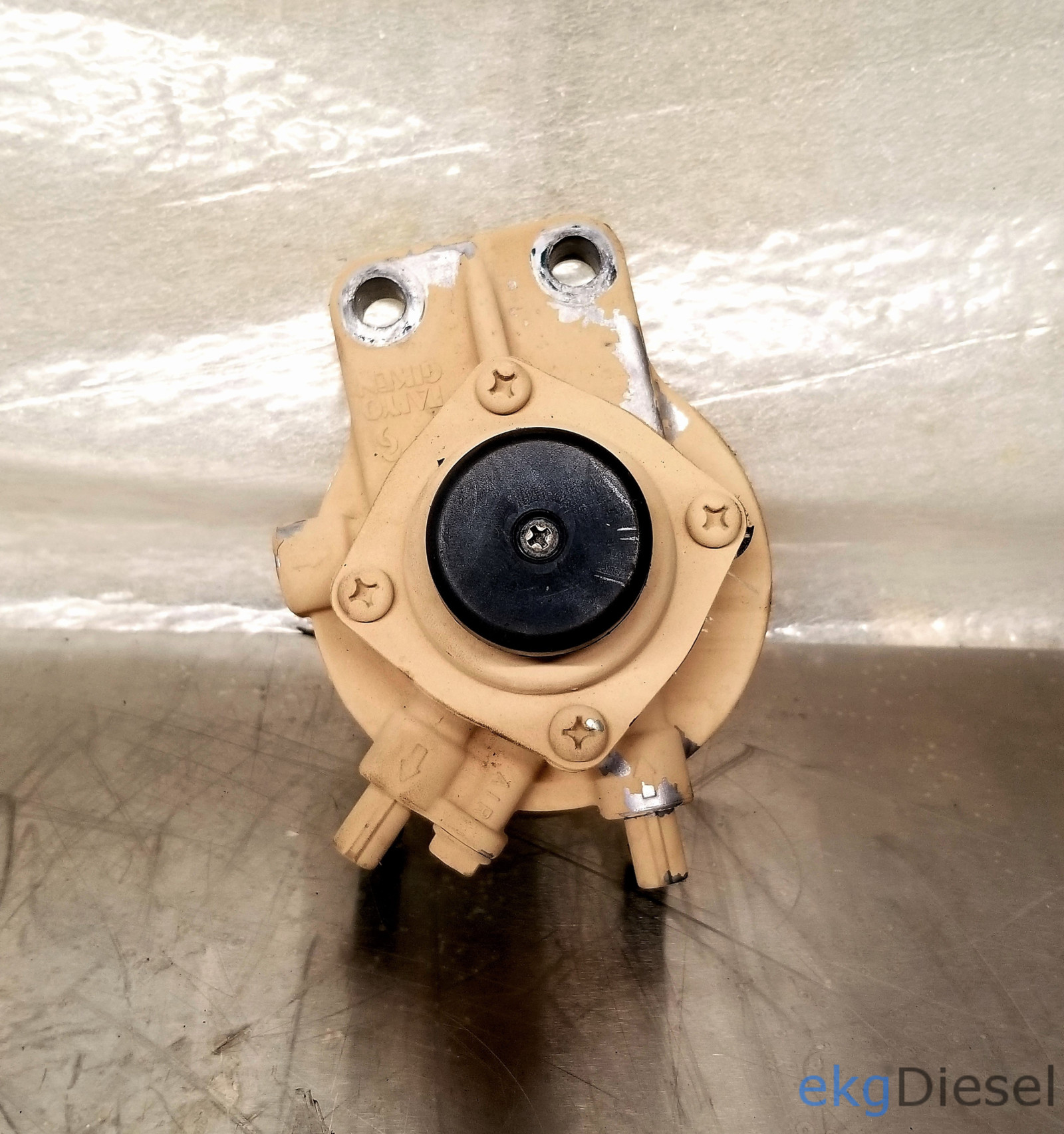 Kubota V3300 Fuel Filter Base Primer Pump Ekg Diesel Location