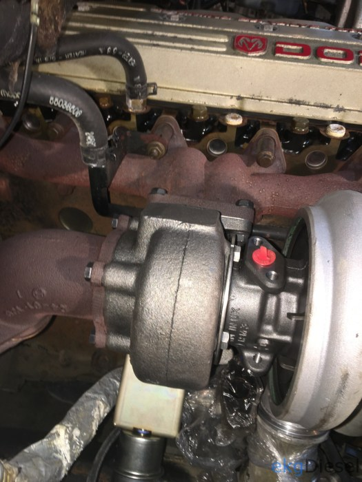 HX35W Turbo upgrade