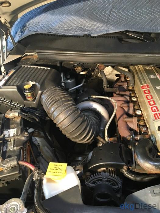 Dodge Cummins engine 5.9