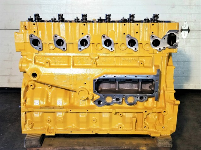 CAT C7 CATERPILLAR LONG BLOCK ENGINE NEW GENUINE CATERPILLAR NOT A REMAN