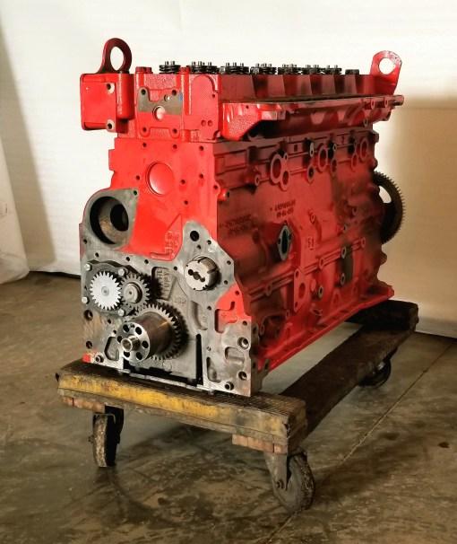 Cummins 5.9l Isb Qsb Long Block Engine C