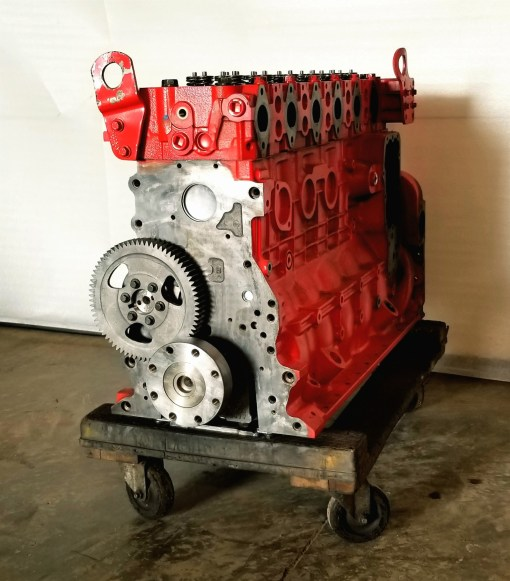 Cummins 5.9l Isb Qsb Long Block Engine D