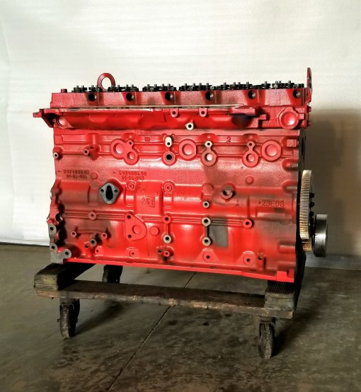 Cummins 5.9l Isb Qsb Long Block Engine E