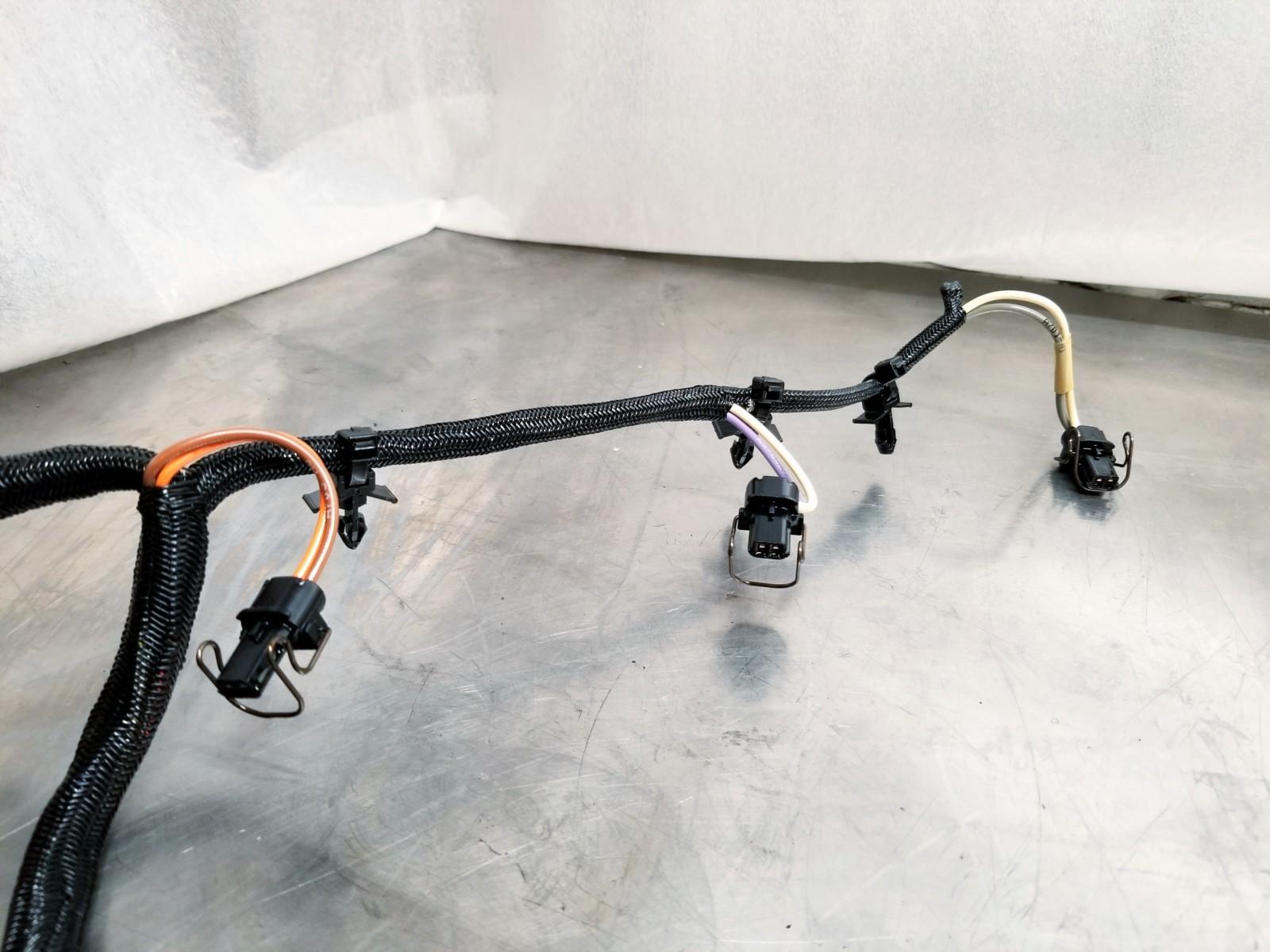 Caterpillar C7 Injector Wiring Harness  U2013 New Genuine