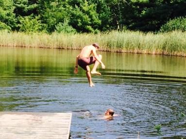 Will swimming