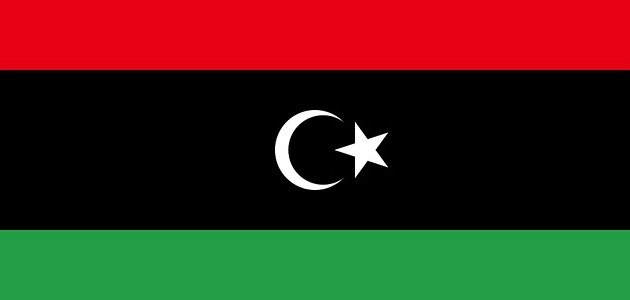 أين تقع ليبيا على الخريطة