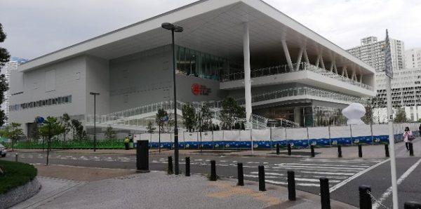 新アンパンマンミュージアム