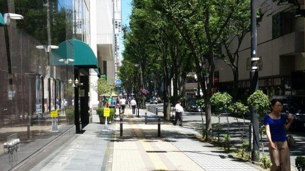 新横浜駅ブルーライン7番出口から横浜アリーナへ向かう